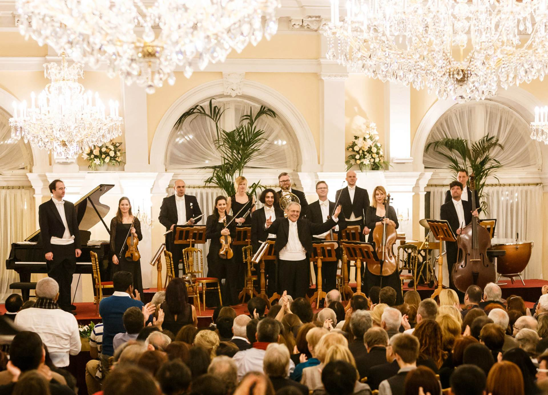 Strauss and Mozart Concerts Vienna Kursalon