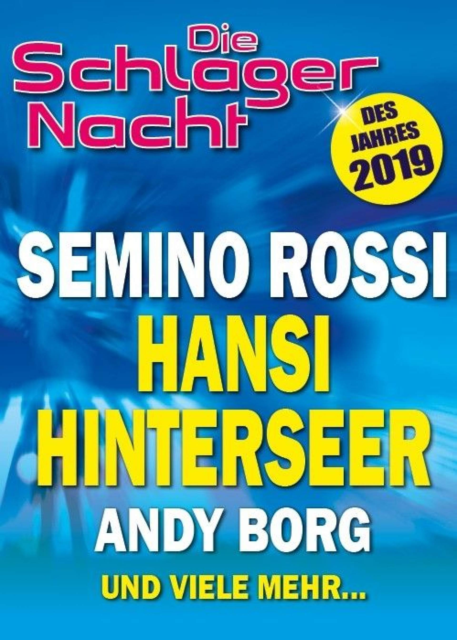 The Schlager Night of the Year