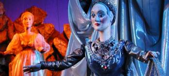 Puppets Theatre Vienna - The Magic Flute